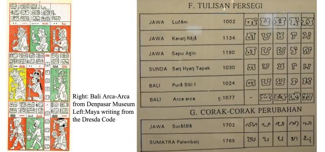 Bali to Maya