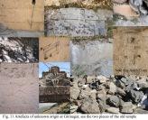 Artefacts Girnar