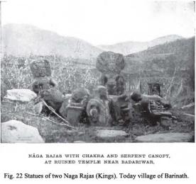 Two Nagas Rajas