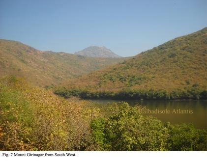 Mount Girnar