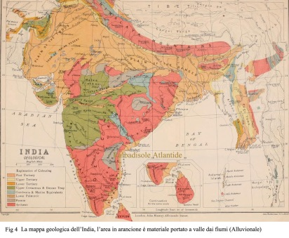 Ita Fig 4 Mappa Geologica dell'India Web