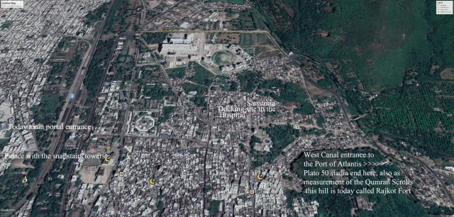 Rajkot and Sanatoria Google E Pro