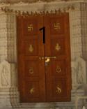 Internal door of the Temple of Solomon1