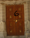 Internal door of the Temple of Solomon6