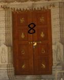 Internal door of the Temple of Solomon8